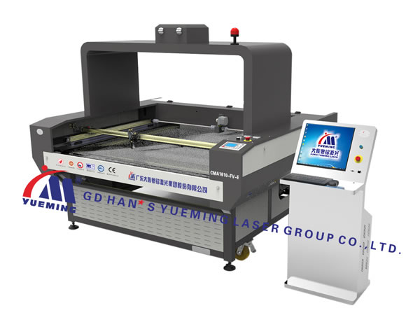 Large Format Laser Cutting Machine (with Digital Printing and Camera Positioning), CMA1610-FV-E