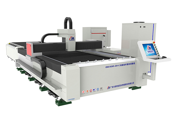 Fiber Laser Cutting Machine (with Exchange type Work Platform), CMA1530C-GH-C